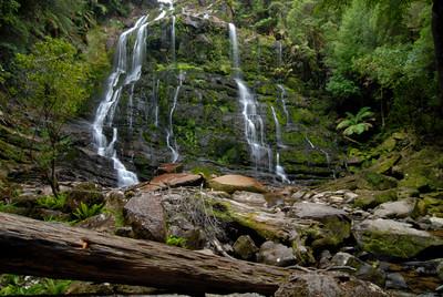 Nelson Falls, TAS