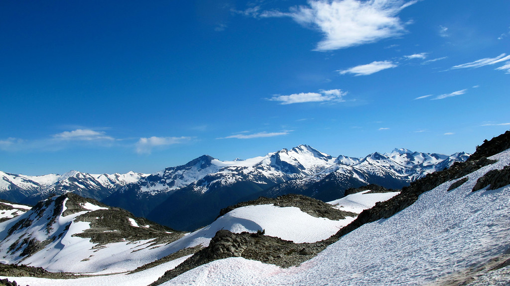 Whistler Mountain BC, Canada