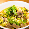 Curry beef brisket with noodles