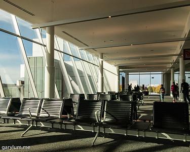 Canberra Airport Gate 13
