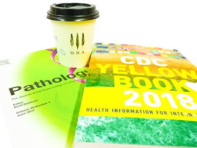 CDC Yellow Book and Pathology