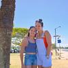 Larissa and Nicola at Sandgate