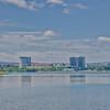 Lake Ginninderra in HDR