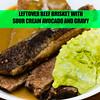 Leftover beef brisket