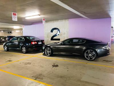 VW and Aston Martin