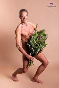 l'homme avec des fleurs | I'll bring you flowers