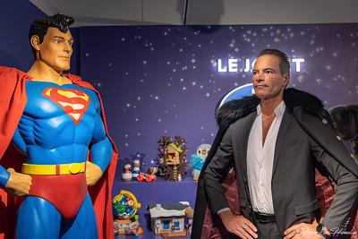 Superman - l'idole de mon enfance | the idol of my childhood :-)