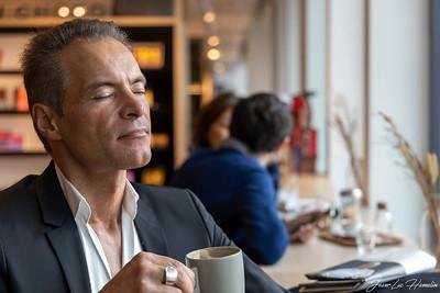 un bon café | a good coffee