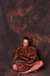 en fourrure artificielle | in artificial fur