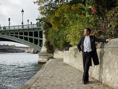 au bord de la Seine - octobre 2016