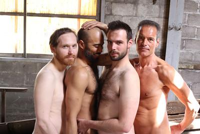 Gregory, Elias, Kenzo, Eric