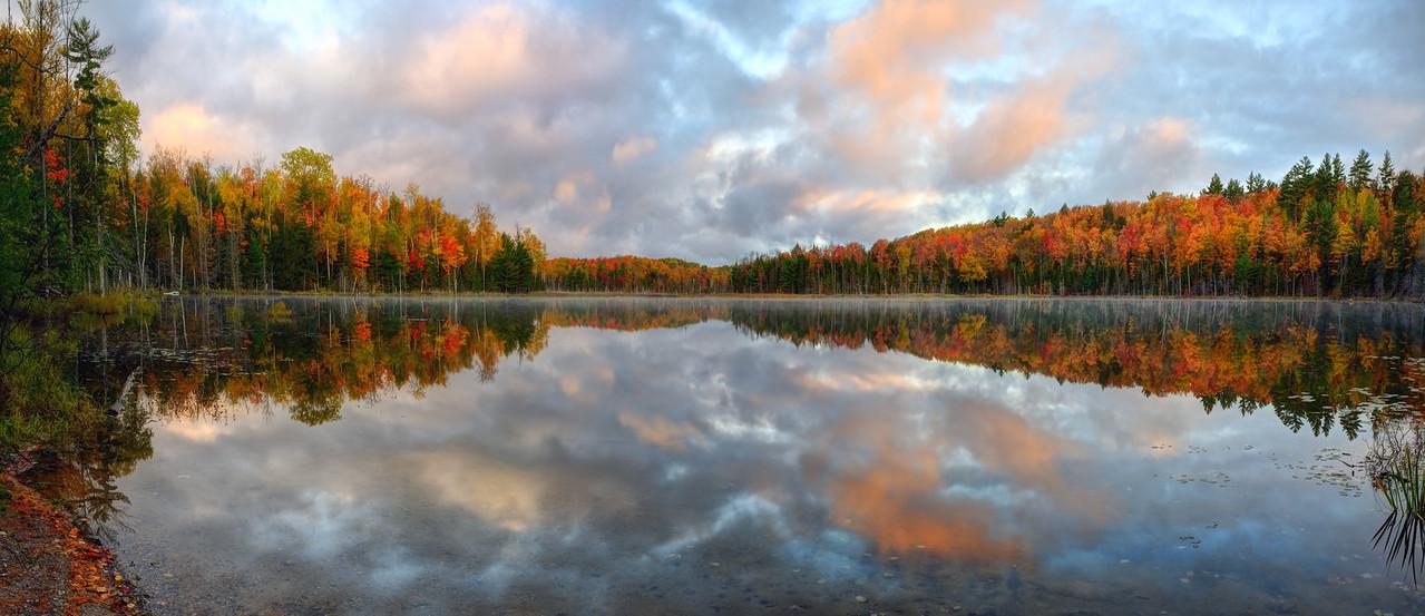 Upper Peninsula of Michigan, или осень в одной отдельно взятой голове.
