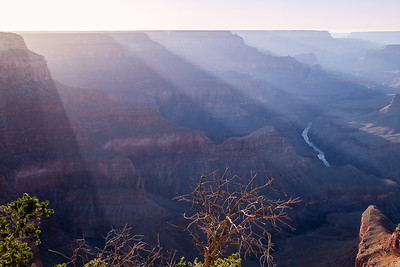 Sunset at The Abyss, Grand Canyon National Park