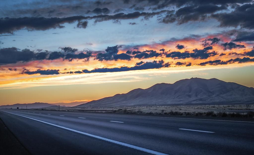 Early Stary-I-80, Utah