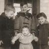 Dennis, John, Vicky, Robin (front)
