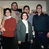 Vicky, Christina, John, Rob,  Dennis