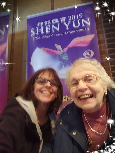 Vicky, Mom  (January 2019)