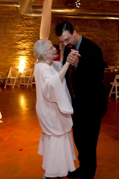 Mom, Bill Duncan (grandson)