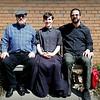 John, Jack, Bill (three generations of Duncans)