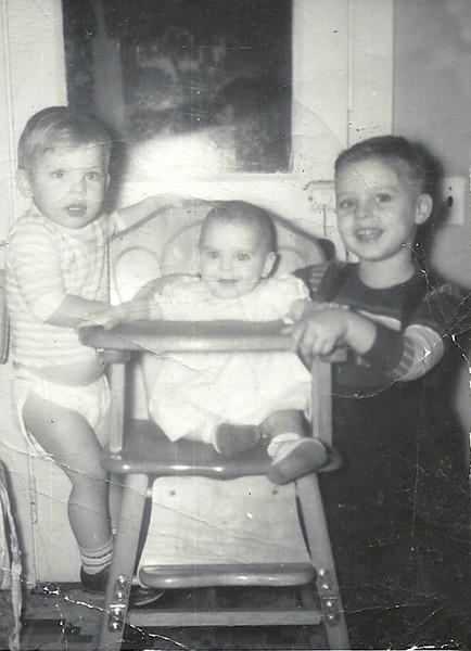 Dennis, Vicky, John