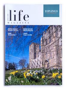 Joplings Life magazine