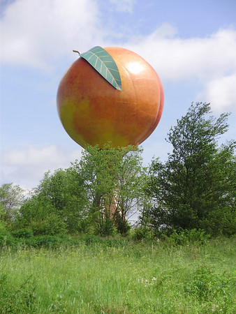 Gaffney, SC (The Peach)