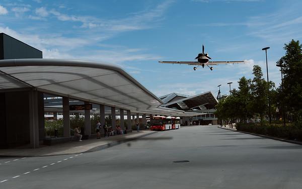 Cessna landing?