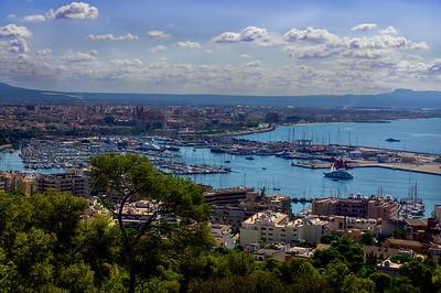 View on Palma