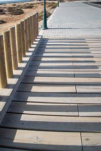 Poles and shadows