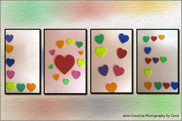 Day 35 - Love of Hearts