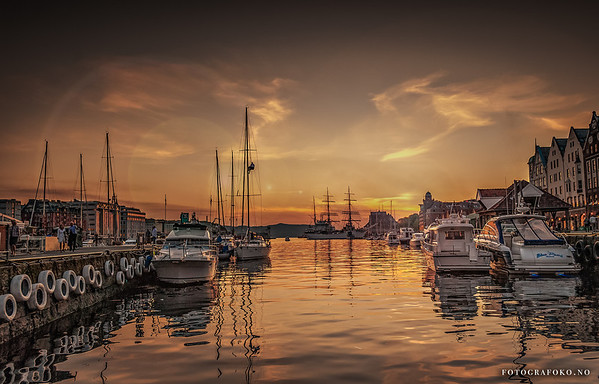 Vågen i Bergen