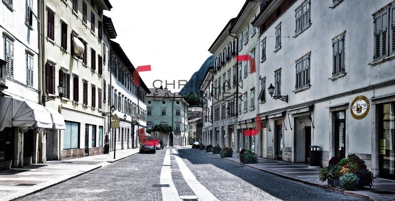 village of Mezzolombardo