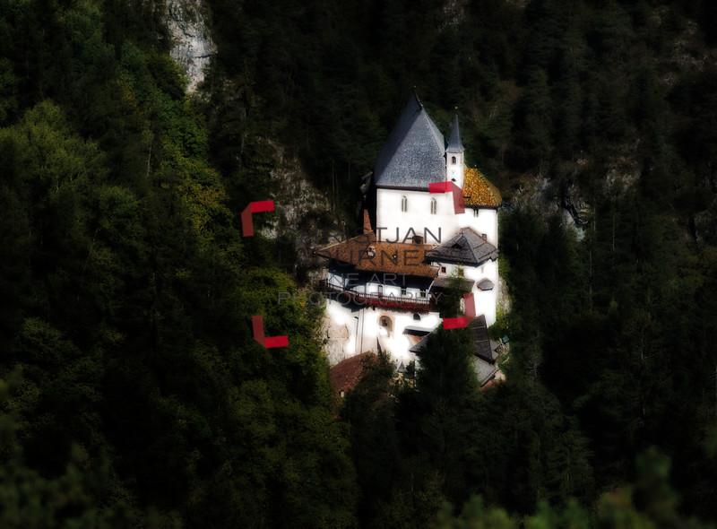 monastery San Romedio