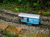 LGB blue cargo van