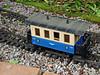 LGB blue coach