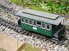 LGB green coach