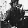 Mitch Senk at a Gray Chapel concert, spring 1971.