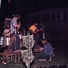Sabbath at Stuy - Glen commons on the Ohio Wesleyan campus.  Mitchell Senk, Howard Black, Brad Bolton, Dan Riggs.