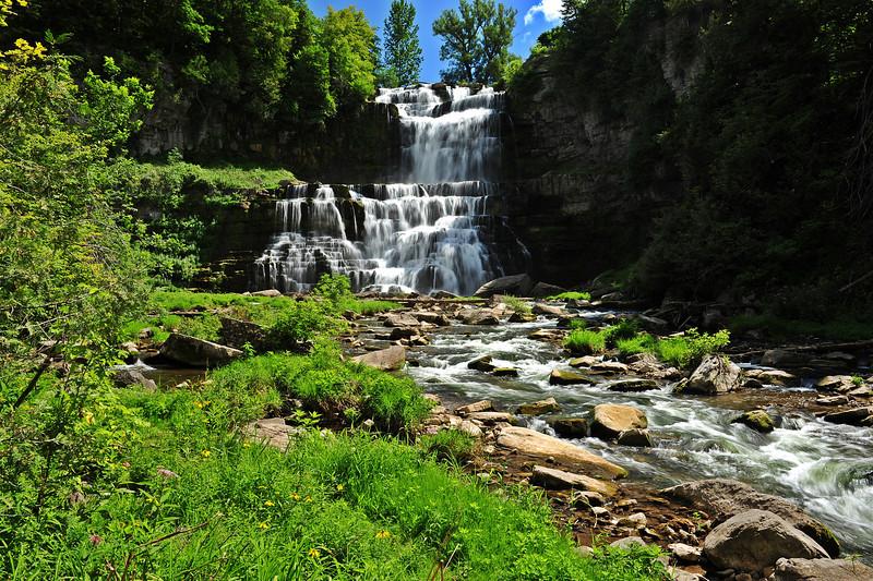 Chittenango Falls 081113 11 DSC_0037