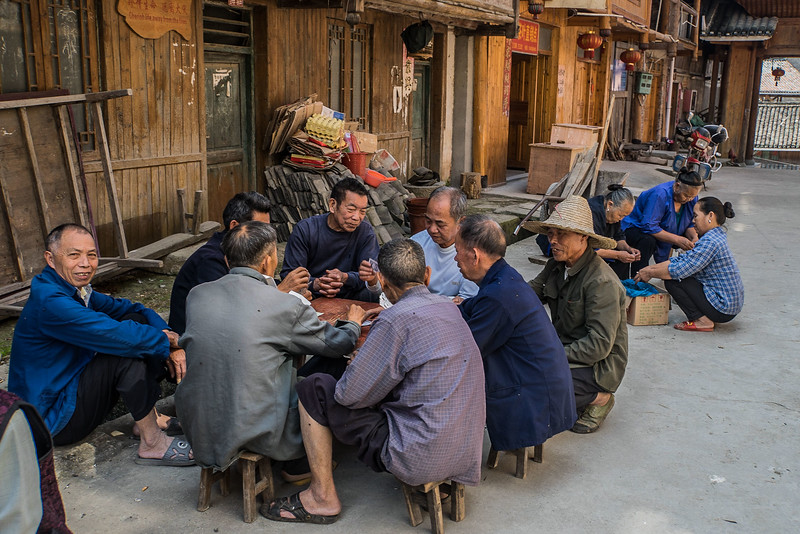 Life in rural China