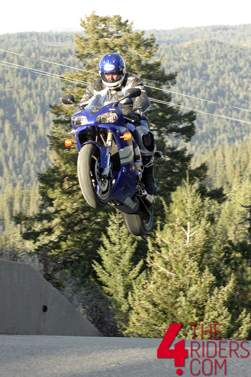 rweezy launches his r1 over a spillway sportbike jumps super high streetbike