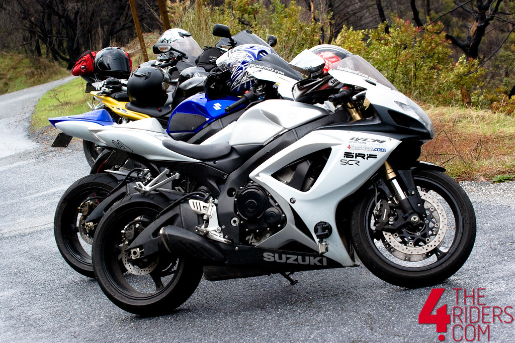 group of bike gsxr yzf r6 thundercat