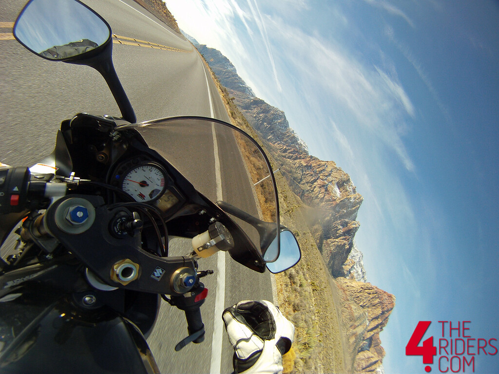 red rock canyon gsxr