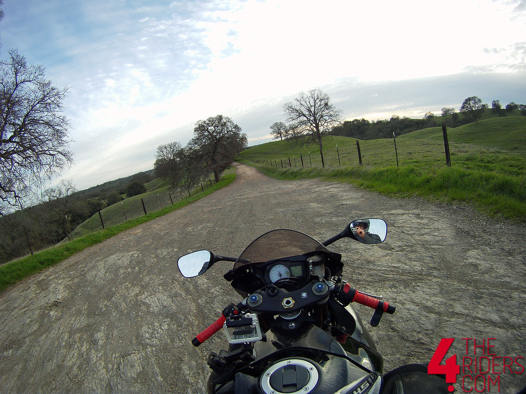 gsxr dirt road