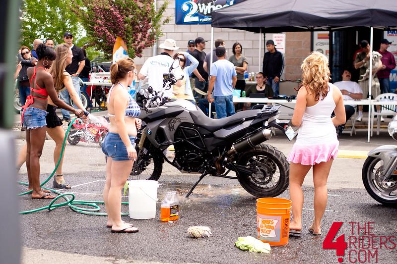 f800gs wash