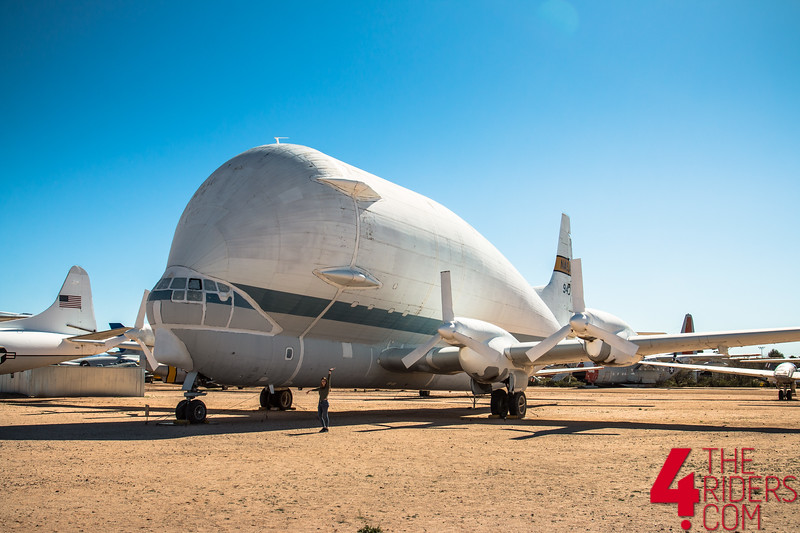 nasa super guppy bribri pima aerospace museum