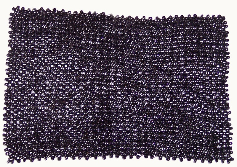 Bead netting - seedbeads - 11/0