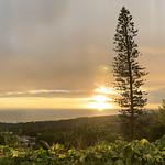 sunset leilani street panorama 062621sat