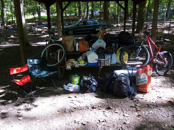 2010/08/29 Cranks Around the Campfire