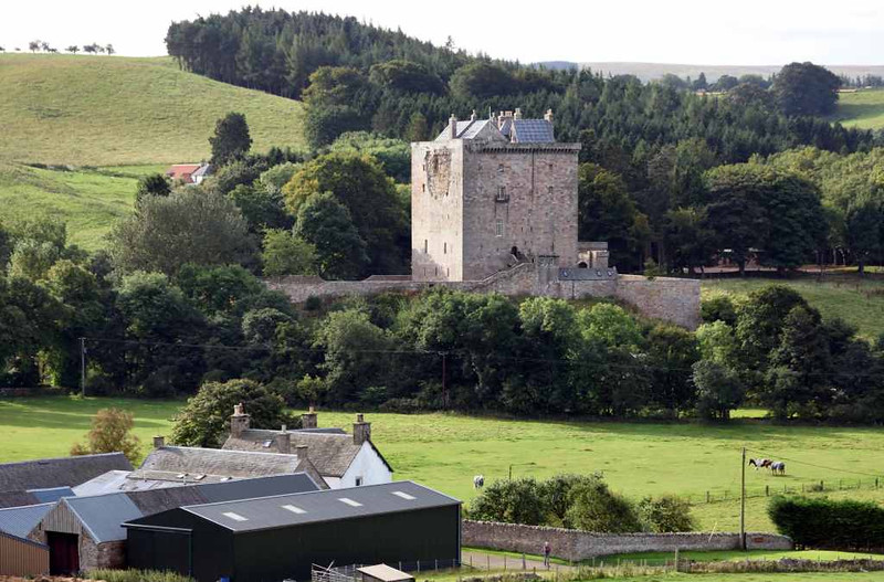 Borthwick castle, Sun 25 September 2016 - 1014.